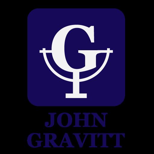 John Gravitt's logo